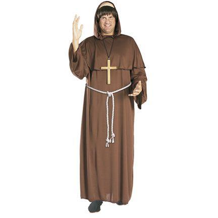 friar lawrence costume description - Google Search  7229aee1f