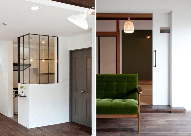 Display House Lifull Home S 和室 モダン 二階リビング 家