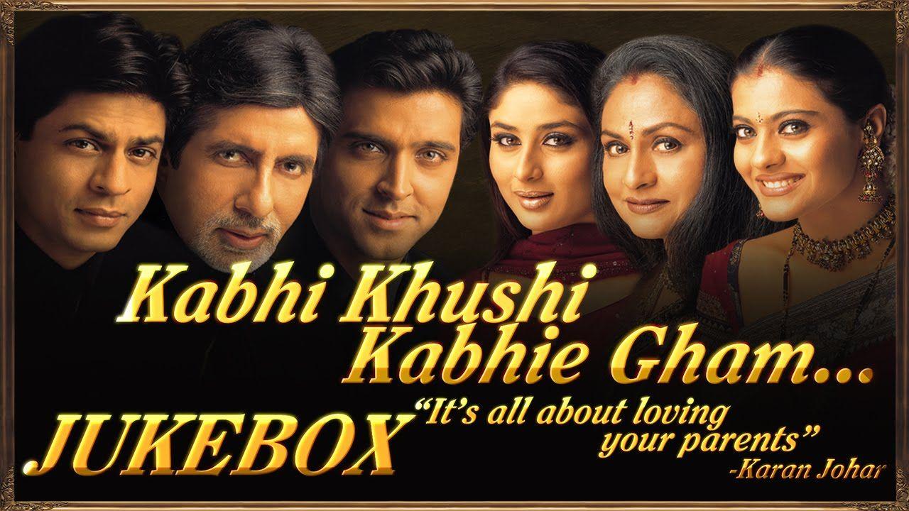 Kabhi Khushi Kabhie Gham Full Audio Songs Jukebox Audio Songs Songs Hindi Movie Song