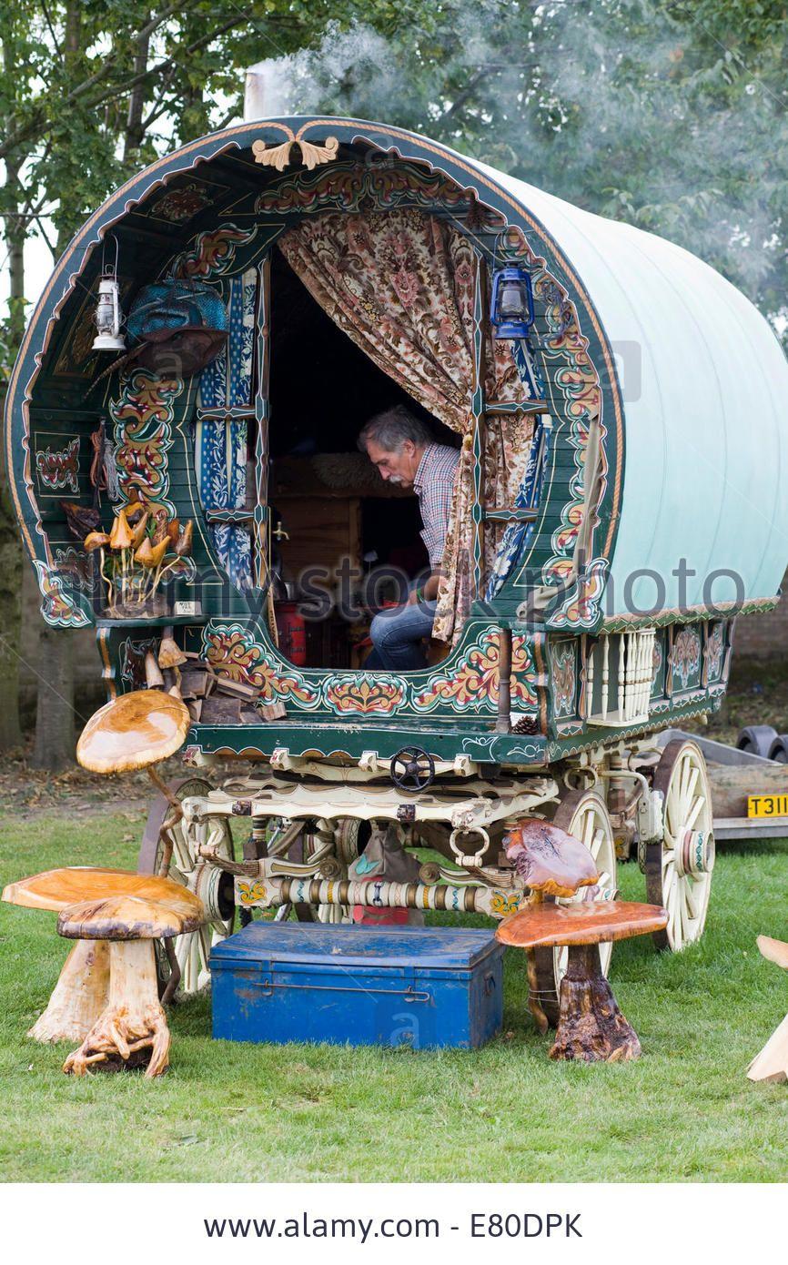 Pin by Bonnie Ingersoll on Gypsy wagon | Gypsy, Gypsy ...