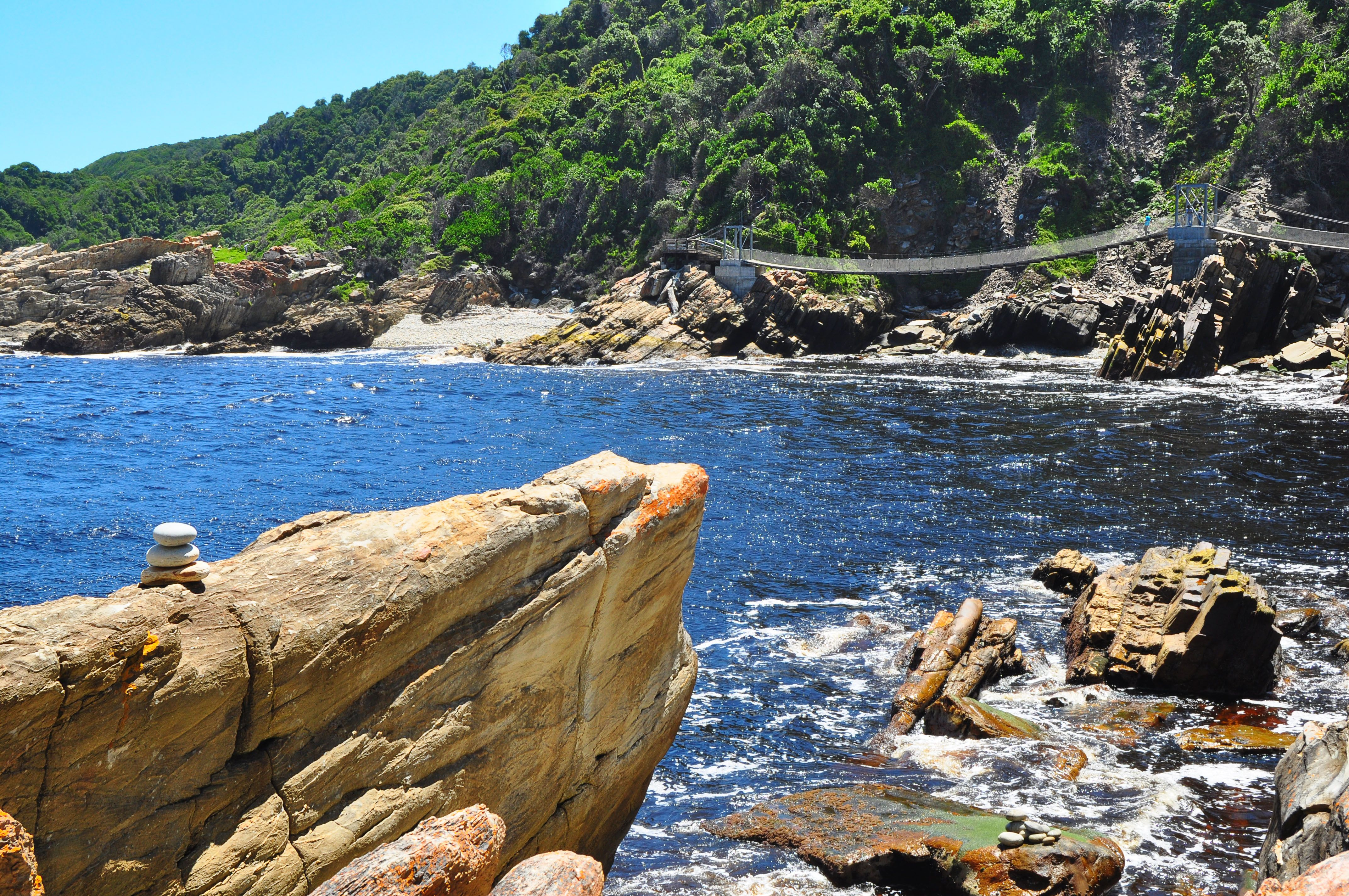 Garden Route Game Lodge it's no Singita, but perfect in