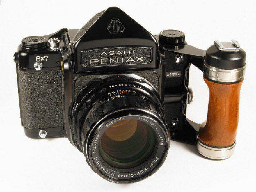 вам душе самый надежный среднеформатный фотоаппарат размещен