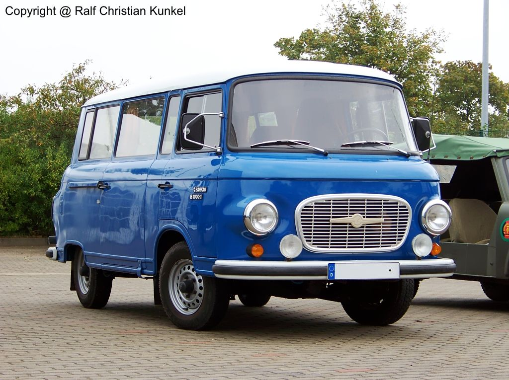 lovely east german barkas b 1000 cars pinterest cars. Black Bedroom Furniture Sets. Home Design Ideas