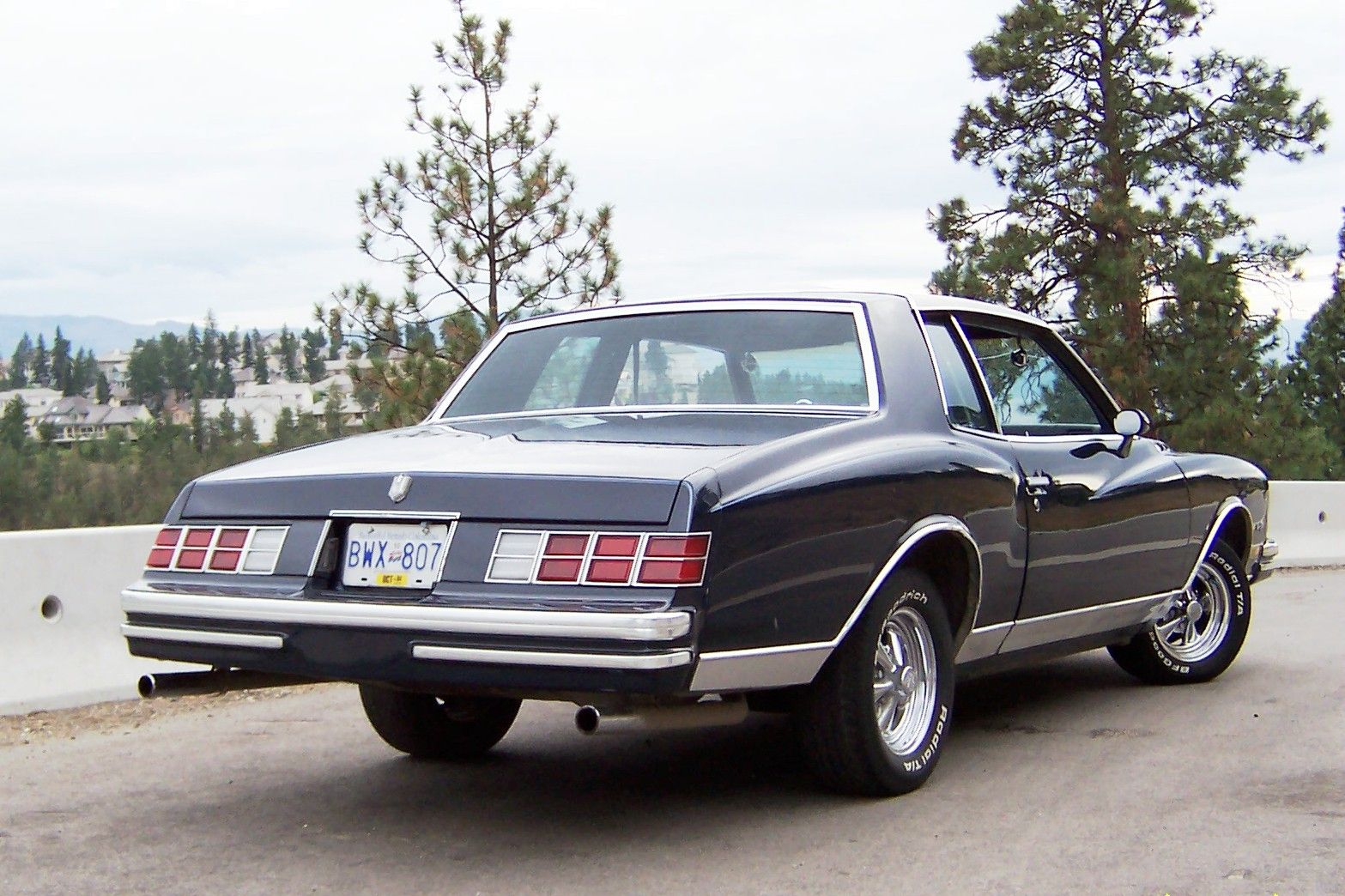 1980 Chevrolet Monte Carlo My Aunt Had A Monte Carlo Back Then And It Was Black Like This One She Always Chevrolet Monte Carlo Chevy Monte Carlo Monte Carlo