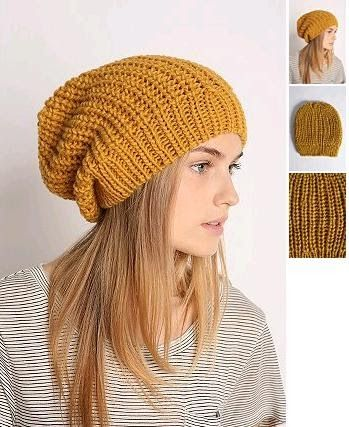 b45ea24385f So I admittedly get a lot of ideas from stores like Urban Outfitters and  Anthropologie. But I promise you I never saw this beanie before I m.