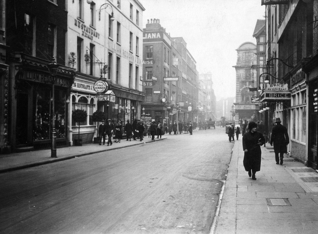 Старый лондон картинки, днем рождения мужчине