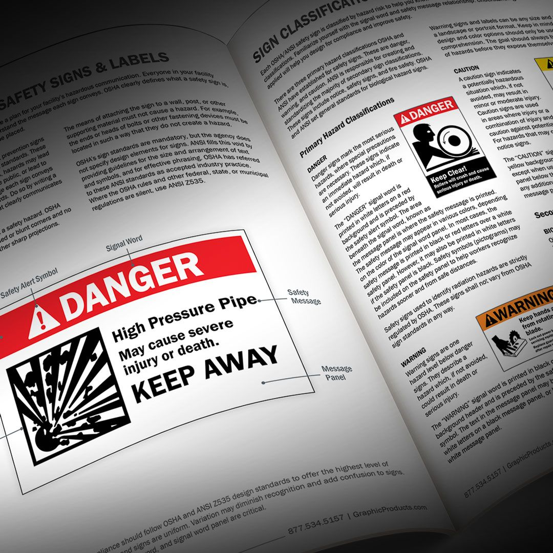 Are your workplace signs a waste of space? Avoid an OSHA