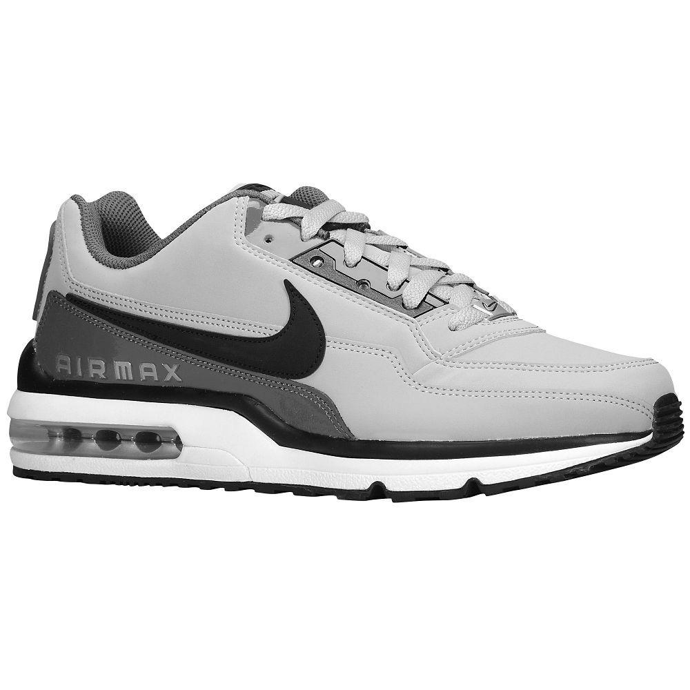 pretty nice b8bce f01db Nike Air Max LTD - Men s - Running - Shoes - White White Cool Grey Sport Red