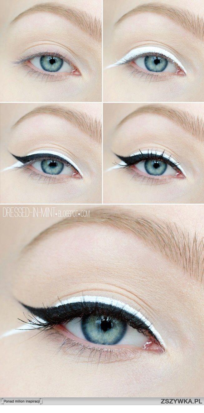 Blickfang Augen Make Up Schritt Für Schritt Ideen Von Liners Makeup