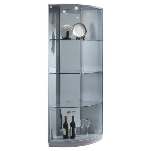 Delicieux Chintaly Imports 6621 CUR Corner Curio Cabinet Chintaly Imports Http://www.