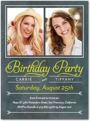 Adult birthday party invitations paired party front margarita adult birthday party invitations paired party front margarita stopboris Gallery