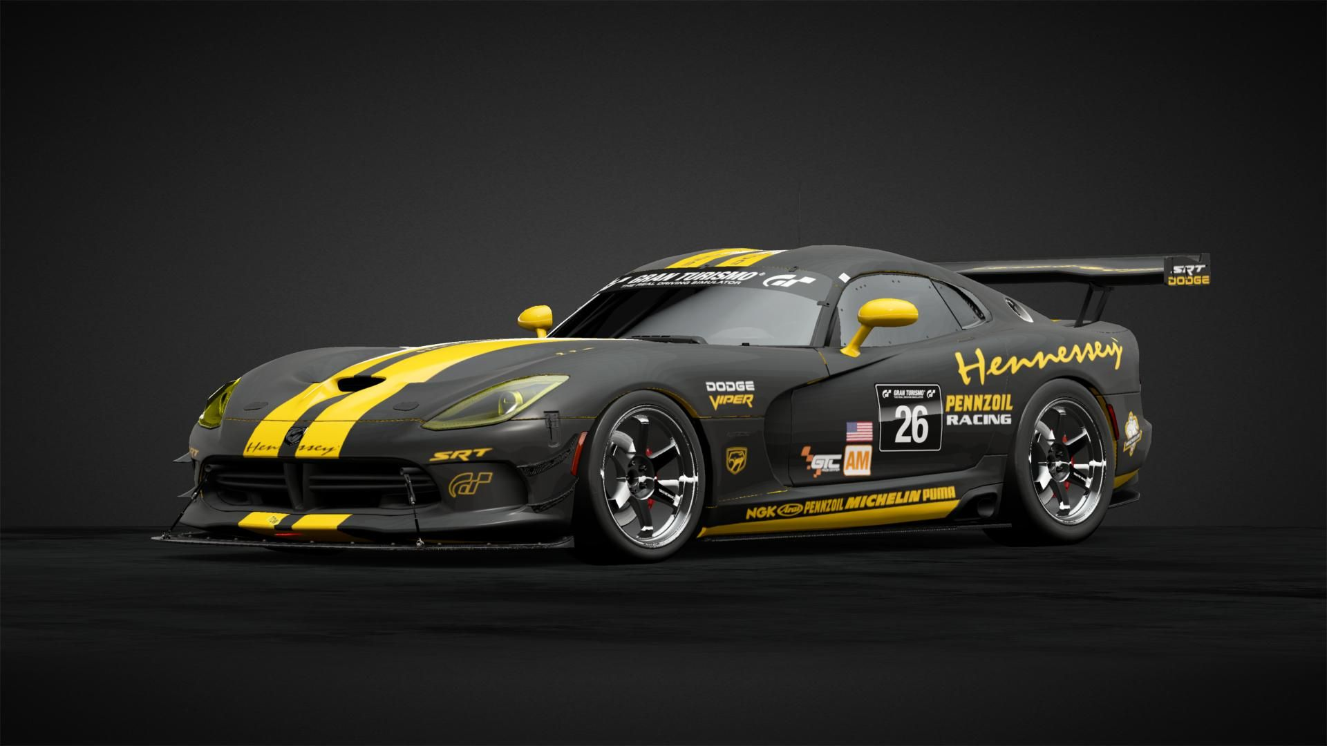 Pennzoil Viper Car Livery By Gearmeister Community Gran