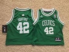 the latest bbb04 61575 NEW Adidas Boston Celtics AL HORFORD kids toddler jersey 3T ...