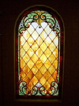 Stained Glass Window stained glass windows for homes : stained glass windows | Winchester Mystery House Photo: Stained ...