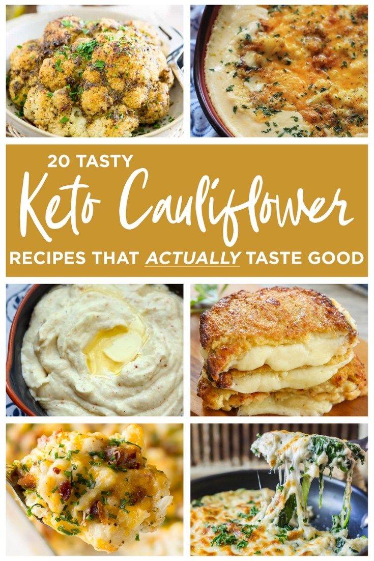 Photo of Low-Carb Keto Cauliflower Recipes: That Actually Taste Good