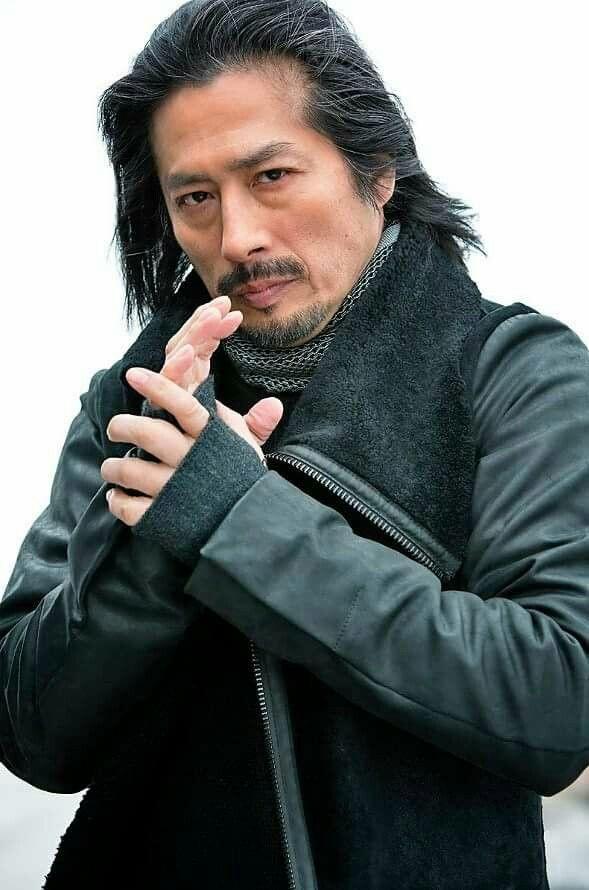 Hiroyuki Sanada dieulois