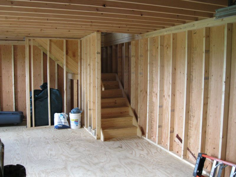Sheds by home depot 2 story house first floor interior for Two story shed house