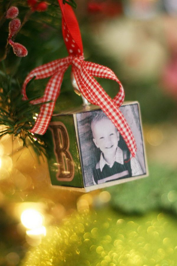30 DIY Christmas Ornament Ideas  Tutorials Ornament, Homemade and