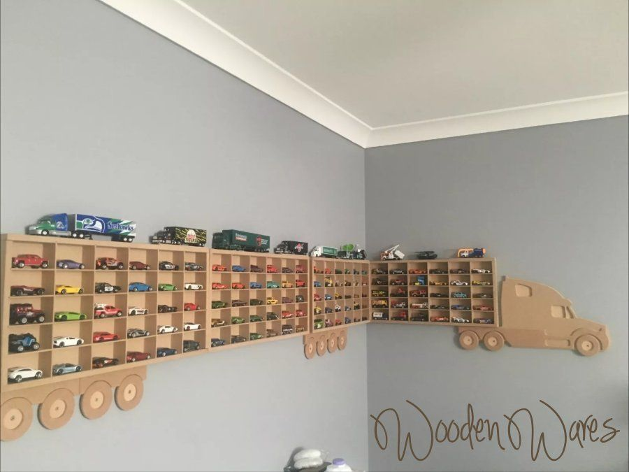 Matchbox, Hot Wheels model car storage. Designed in Brisbane ...