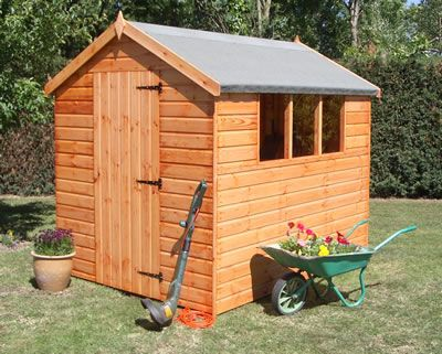 17 Best images about Storage sheds on Pinterest Bike storage