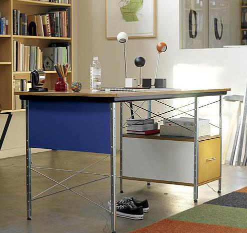 Eames Desk Unit Design Within Reach In 2020 Eames Desk Desk Units Desk Modern Design
