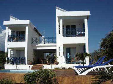 Marblue one-bedroom suite, or three- or five-bedroom suite #villa. #Jamaica