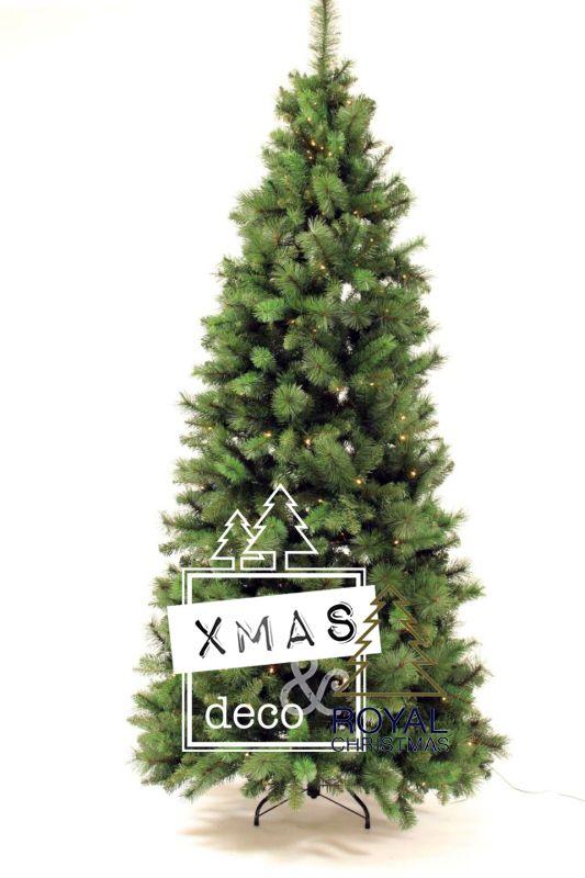 varberg slank led in 165 195 en 225cm deze slanke kunstkerstboom past perfect in