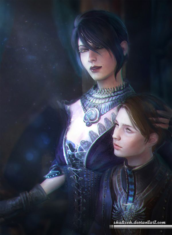Vivienne  Dragon Age Wiki  Fandom