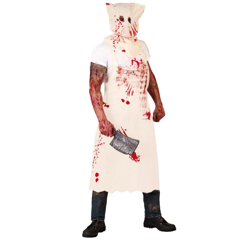 Disfraz de Carnicero Asesino Halloween y Aries