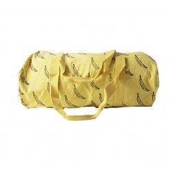 Banana Weekend Bag #bag #yelllow