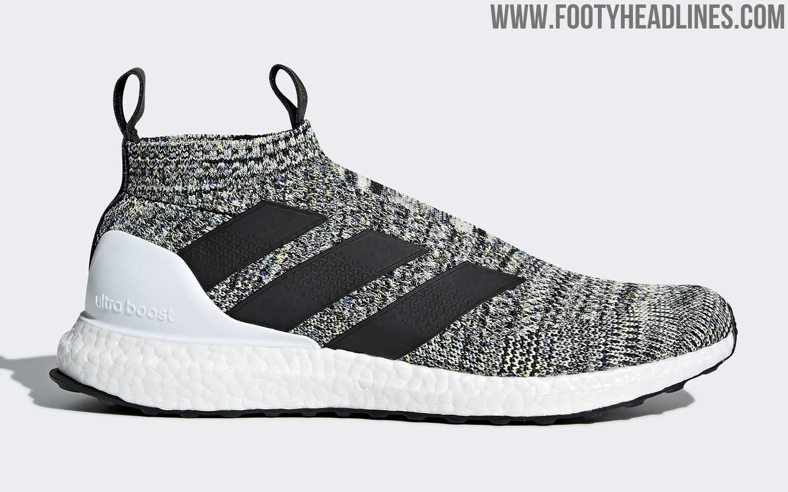 get cheap 79de7 b3968 Adidas is set to release a unique new colorway for its laceless Adidas Ace  16+ Ultra Boost sneakers, dubbed the Adidas Ace 16+ Ultra Boost Multi  edition.