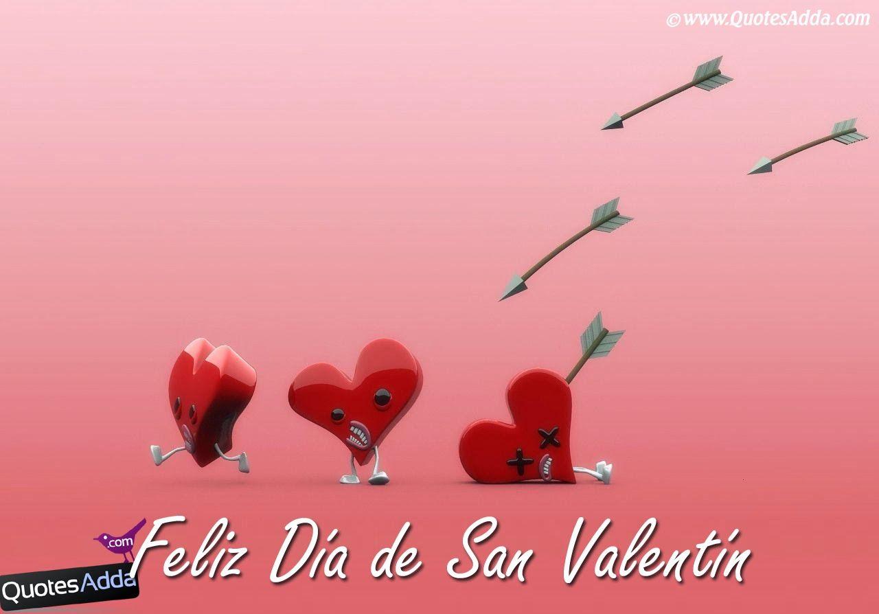 Día de san valentín cotizaciones wallpapers en español quotesadda