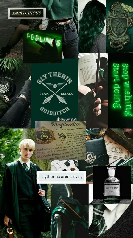 30+ Free Slytherin Wallpaper Options For Your Phone |