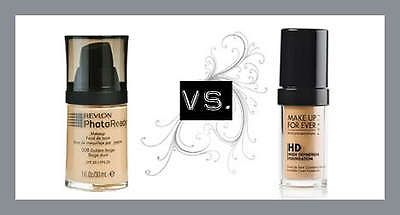 Revlon Photoready Is A Dupe For Makeup Forever Hd Foundation