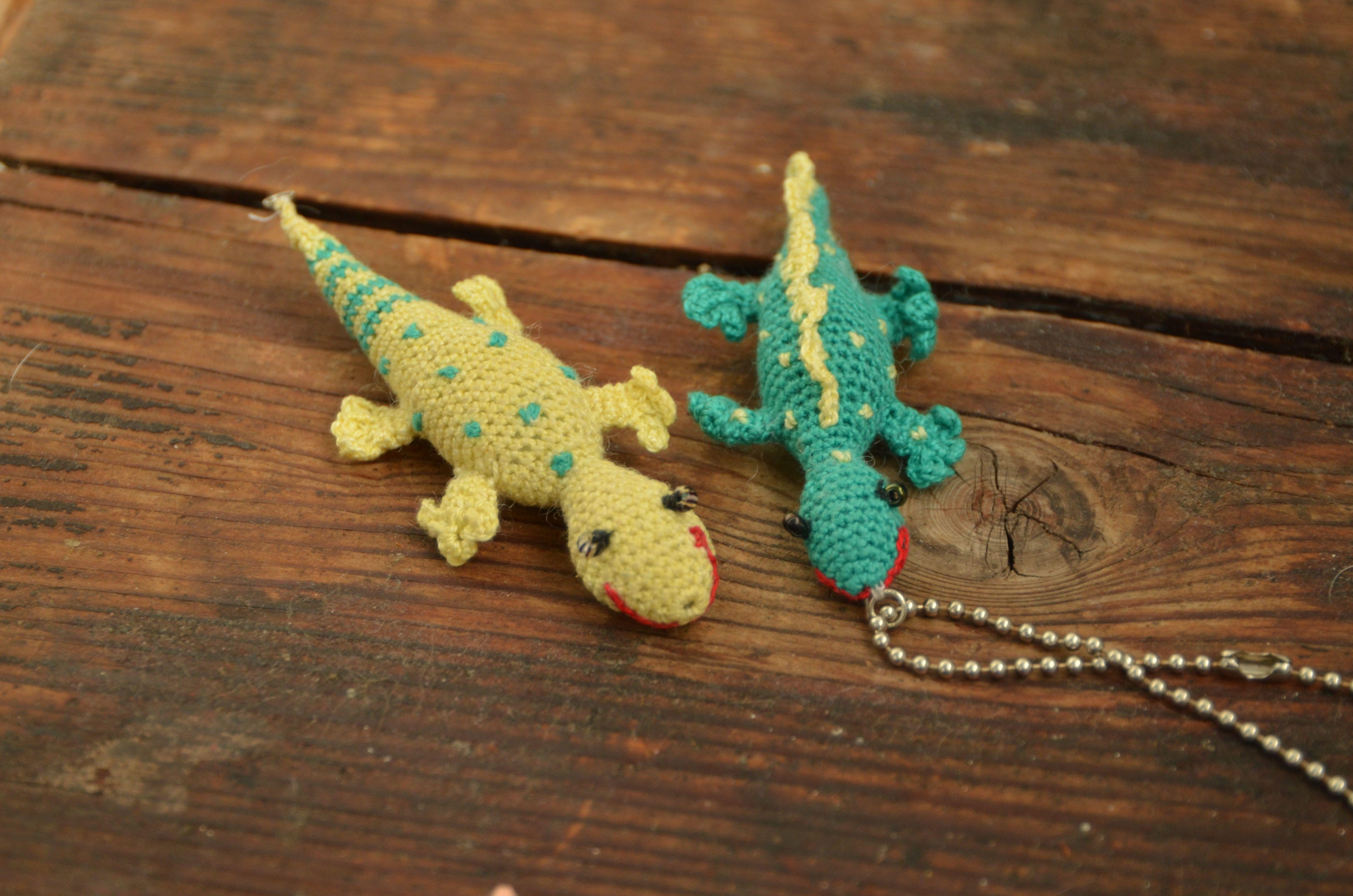 Hkovan jetrky crocheted lizards moje vci pinterest hkovan jetrky crocheted lizards bankloansurffo Images
