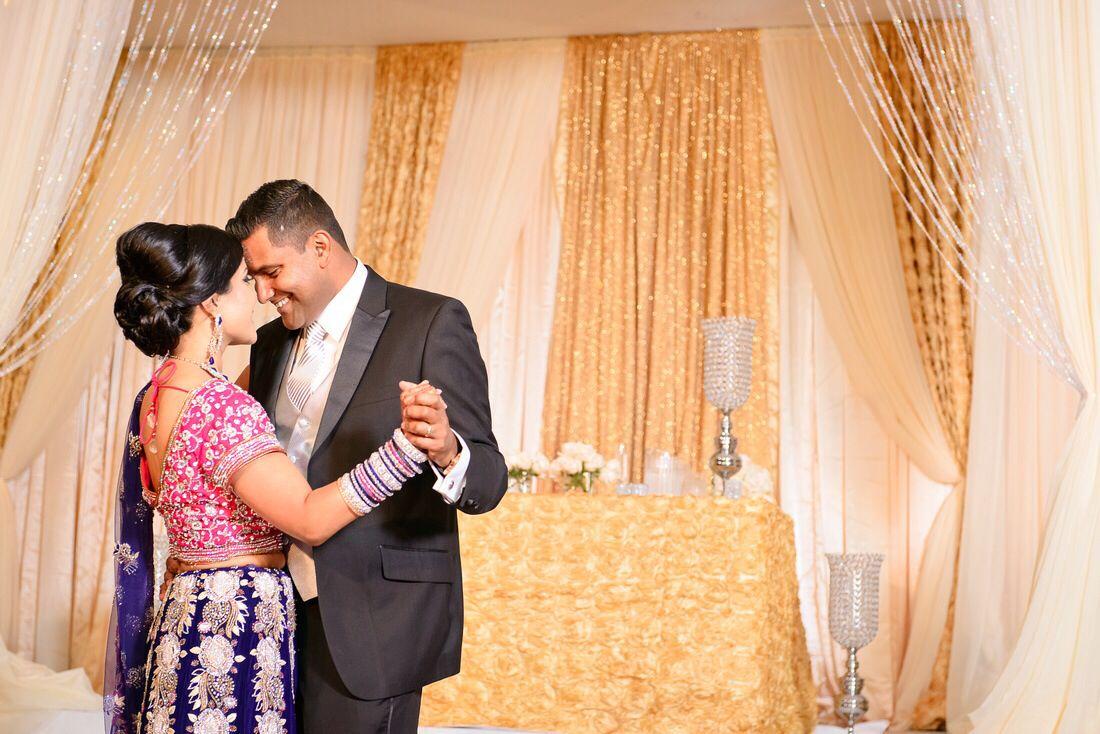 Anish + Priya + First Dance + Reception | Vancouver Wedding Photographer | www.jdphotos.ca