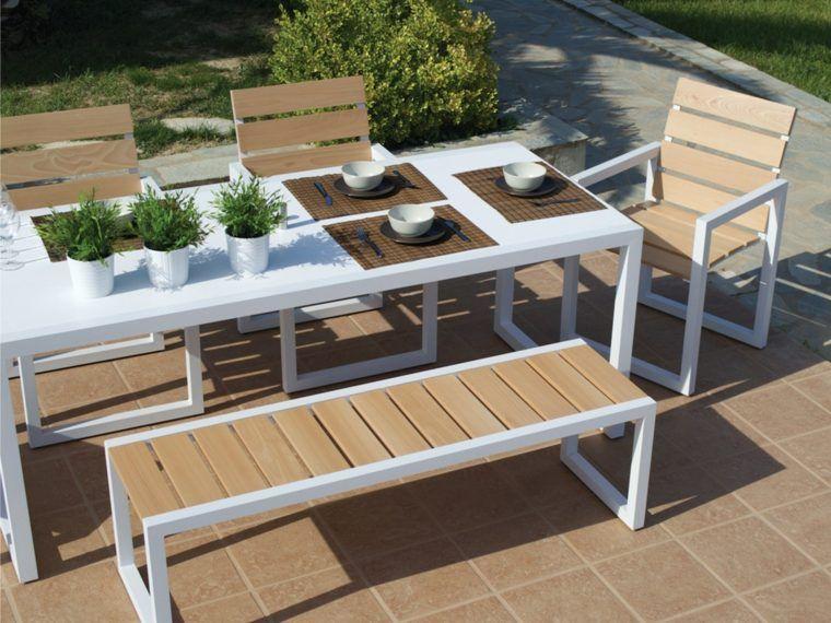 Modern Garden Tables What Is Your Favorite Style Decoration World Gartentisch Moderne Gartentische Minimalistische Gartenmobel