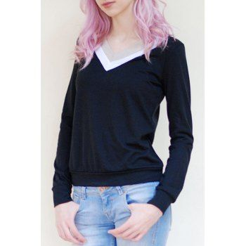 Long Sleeve T-shirts | Cheap Sexy Long Sleeve T-shirts For Women Casual Style Online Sale | DressLily.com Page 3