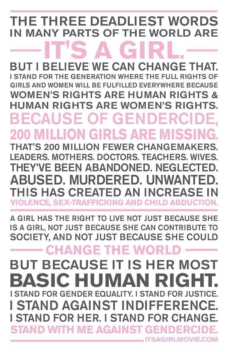 Women's Rights Quotes Why The 3 Happiest Words In Many Parts Of The World Are The 3
