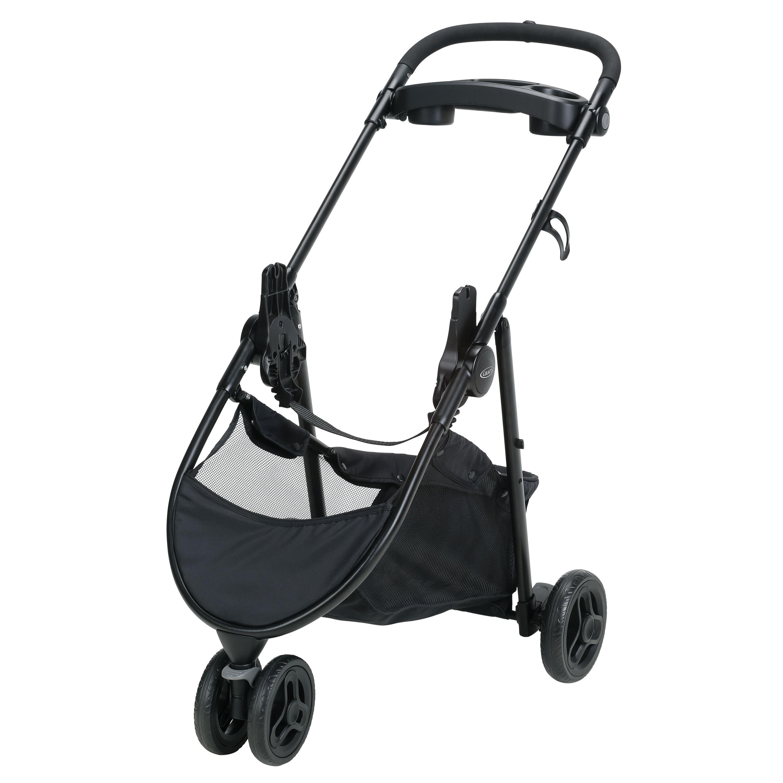 Graco® SnugRider® 3 Elite Car Seat Carrier, Black Baby