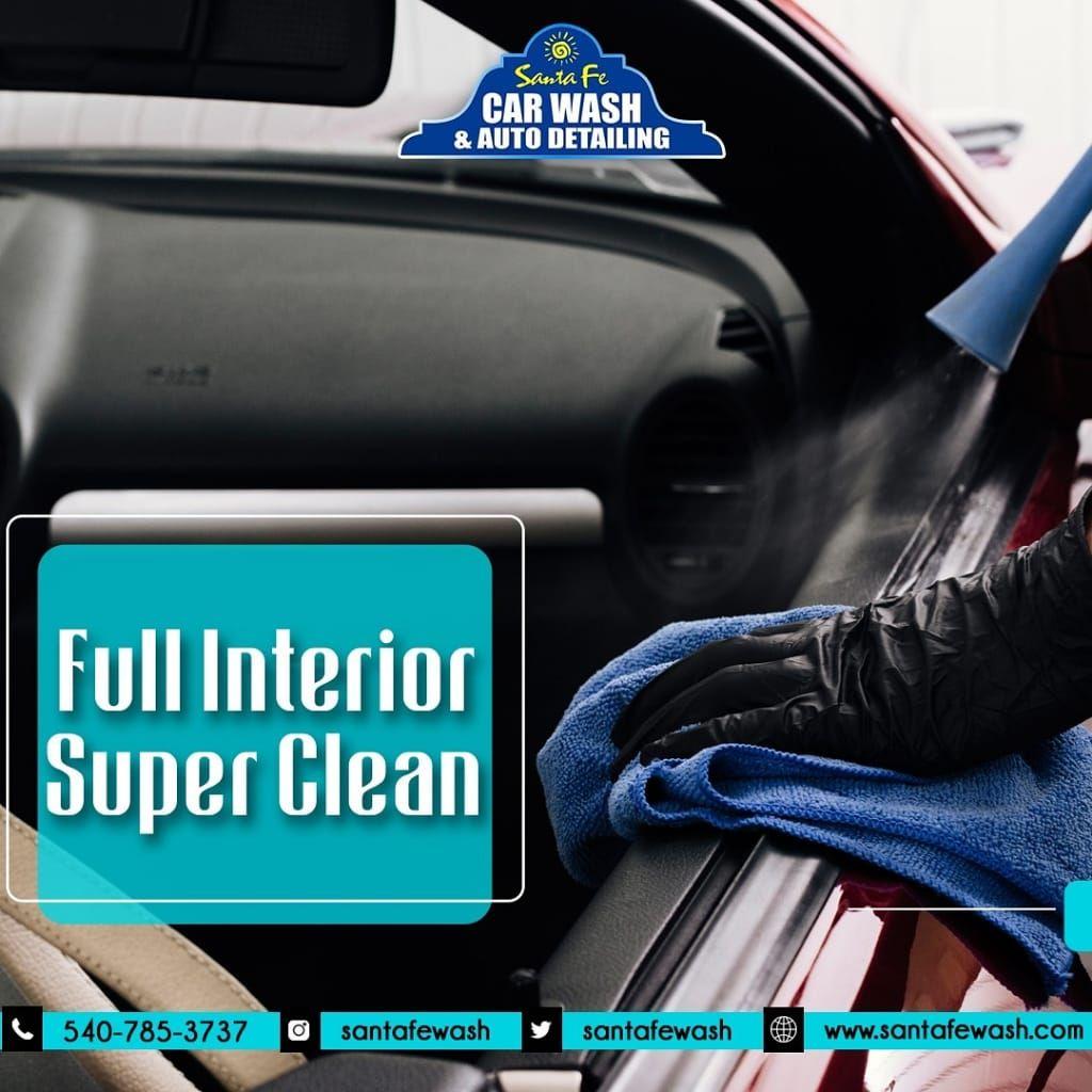 Full Interior Super Clean In 2020 Car Detailing Car Car Wash Services