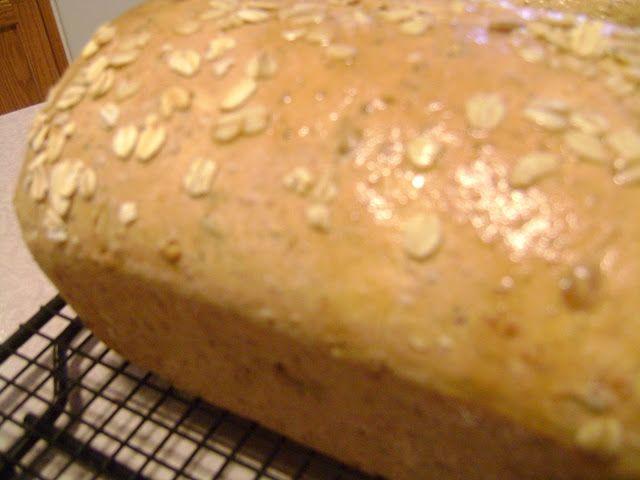 Mulitgrain bread made with 7 grain cereal food and recipes mulitgrain bread made with 7 grain cereal ccuart Gallery