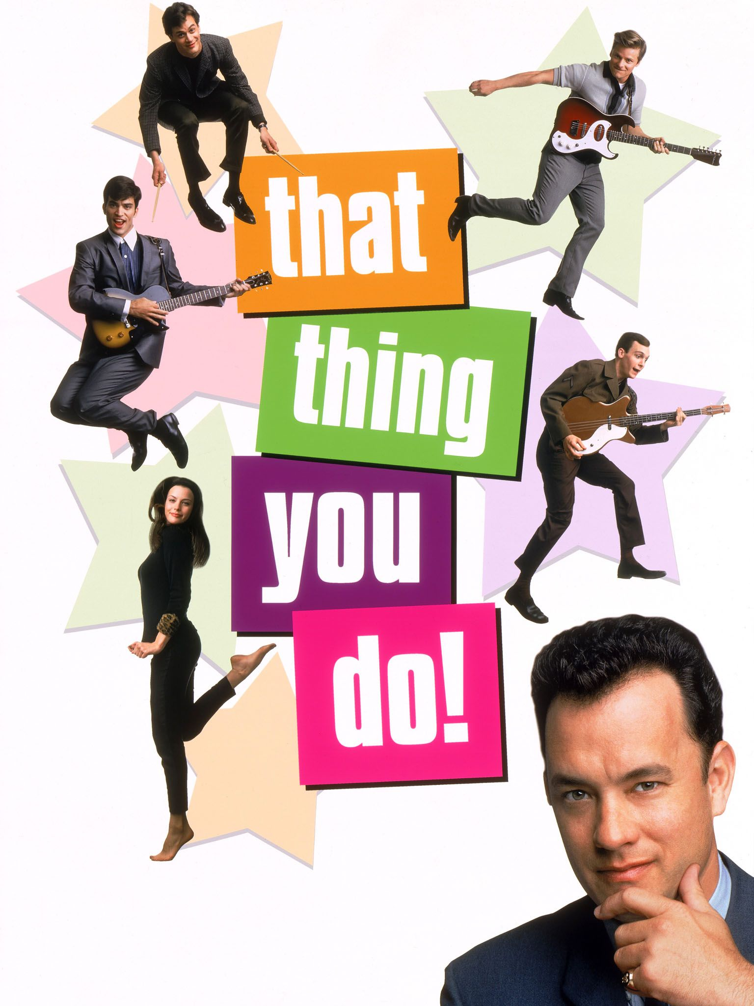 That Thing You Do! (1996)  Written And Directed By Tom Hanks