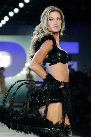 Gisele Bundchen victorias secret fashion show | Bundchen Lingerie | Gisele Bundchen Intimates | Lingerie Fashion Show ...