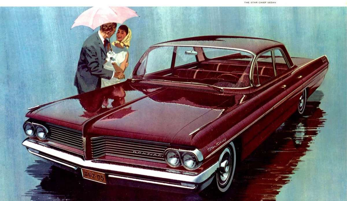 1962 Pontiac Star Chief