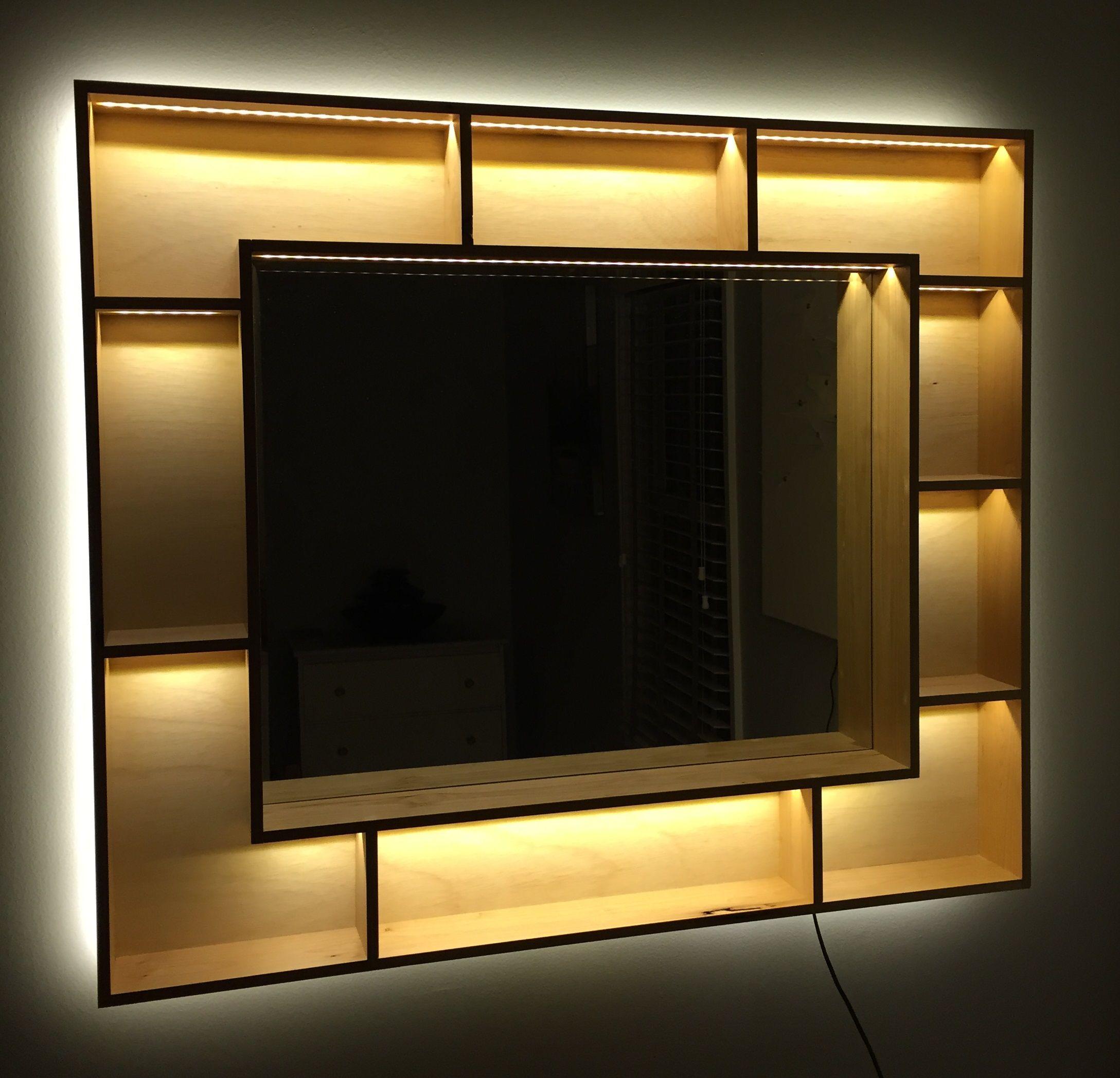 under shelf led lighting. led shelf lighting. diy project: wall lighting with lights to enhance your under