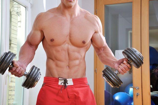 Programme De Musculation Pour Avoir Un Corps Musclé Et Sec En 3 Semaines Programme Musculation Musculation Musculation Abdos