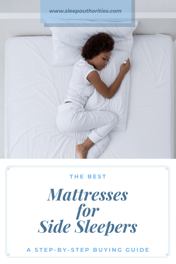Best Mattress For Side Sleepers Catch Z S With These Beds In 2020