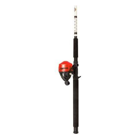 Zebco 606/662MH Spincast Fishing Rod and Reel Combo - http://bassfishingmaniacs.com/?product=zebco-606662mh-spincast-fishing-rod-and-reel-combo