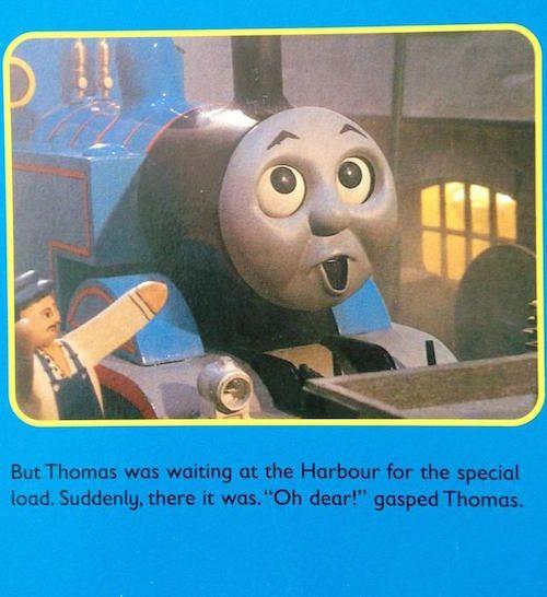 f7b2d581c8a4bec81765b5d589b86479 i remember this! the creepy scary chinese dragon episode! thomas